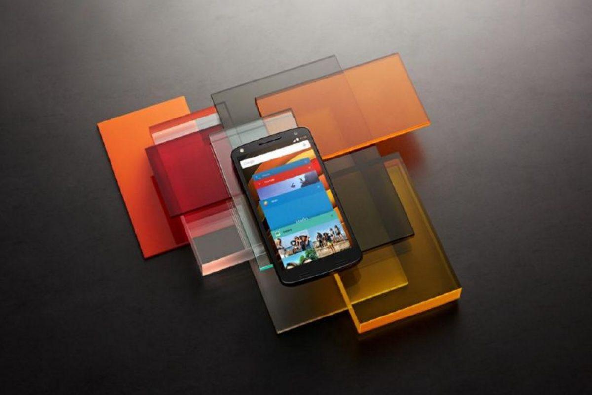 Memoria interna de 32 o 64GB, expandible hasta 2TB mediante memoria micro SD. Foto:Motorola. Imagen Por: