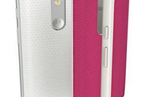 Diferentes tipos de carcasas. Foto:Motorola. Imagen Por: