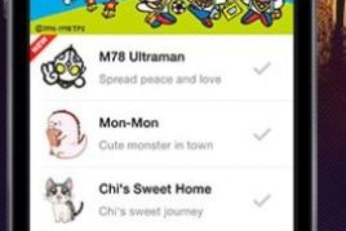 2- WeChat. Foto:WeChat. Imagen Por: