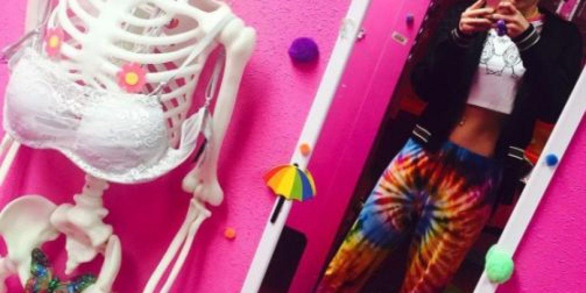 Fotos: Miley Cyrus impacta en Instagram por su esbelta silueta
