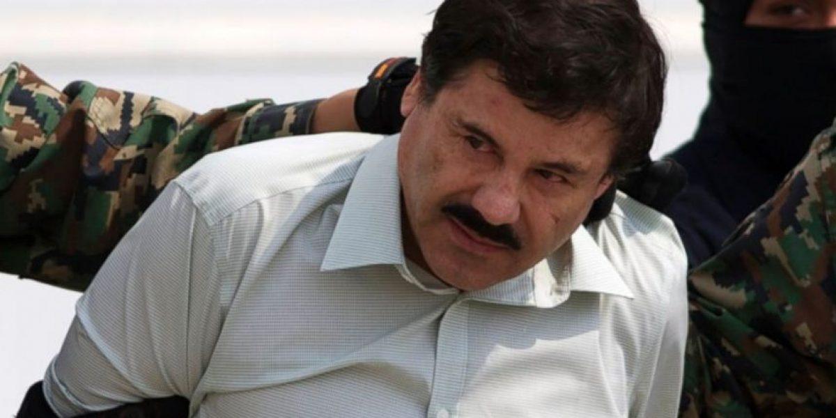 """""""Chapo"""" Guzmán busca llegar a Chile: vigilan límites fronterizos"""