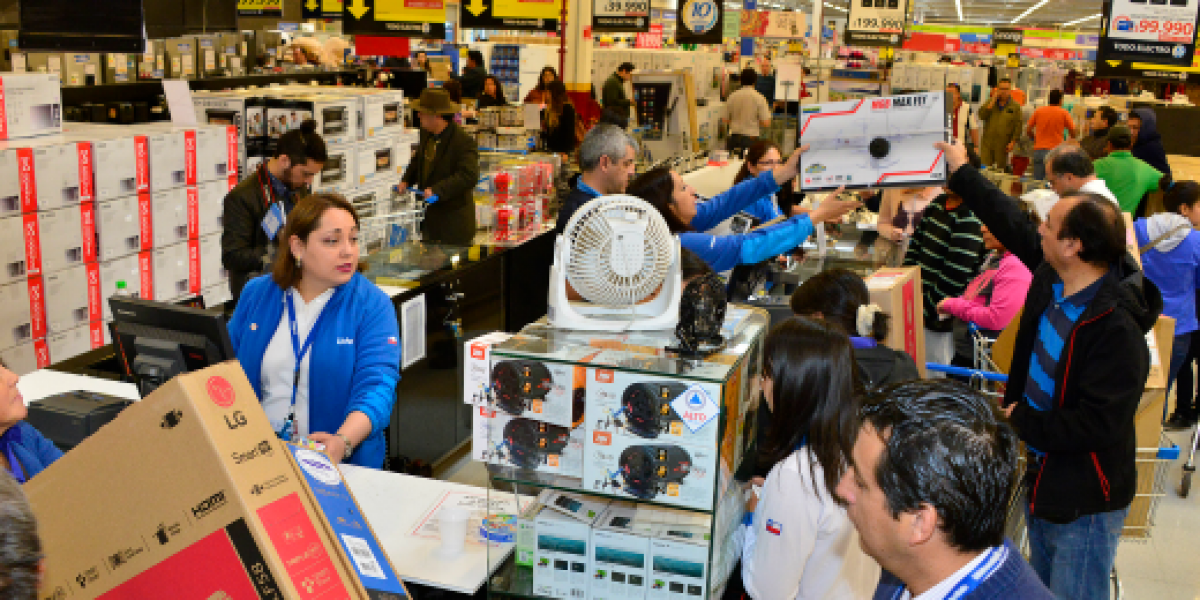 Supermercado realiza su primer