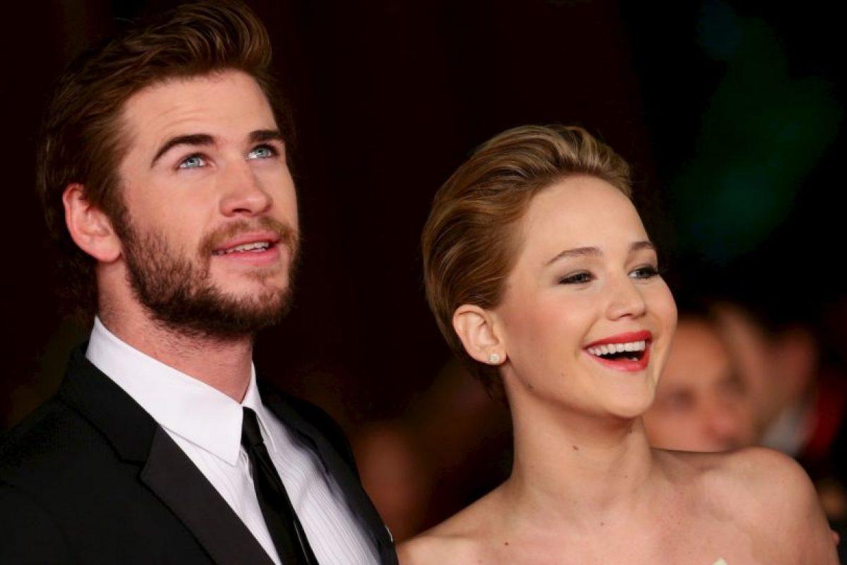"""Liam Hemsworth confesó que, a pesar de mantener una gran amistad con ella, odiaba besarla en el set de """"Los Juegos del Hambre"""" Foto:Getty Images. Imagen Por:"""