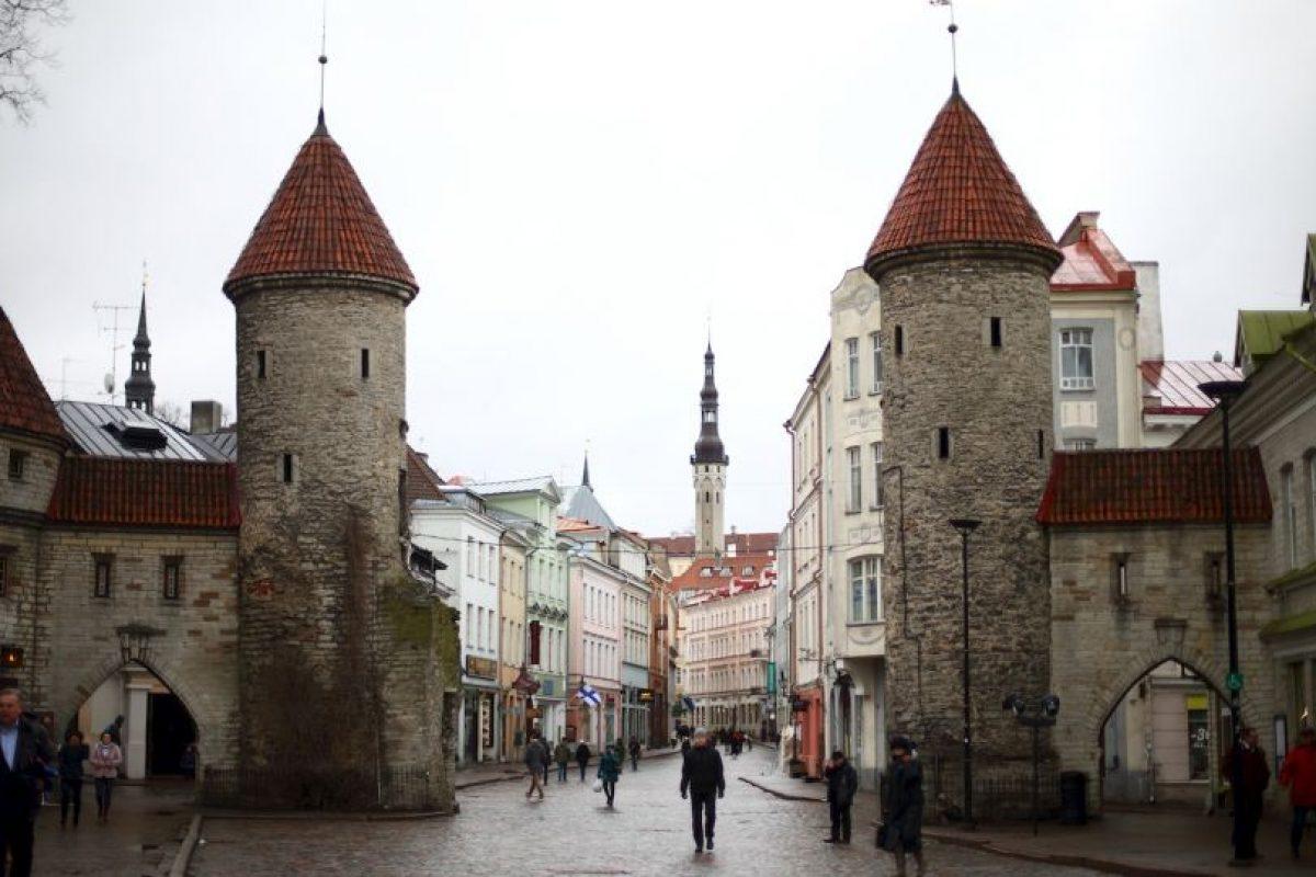 7. Estonia Foto:Getty Images. Imagen Por: