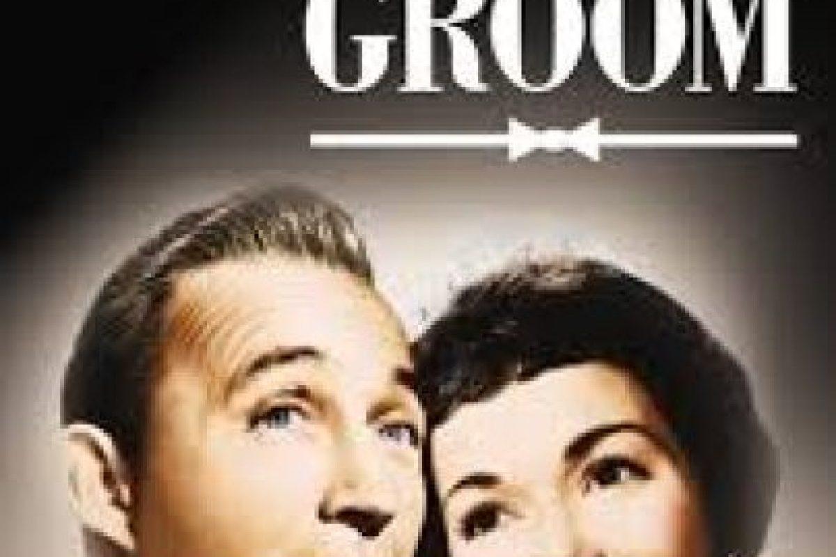Comedia musical romántica de 1951 sobre un corresponsal extranjero que tiene cinco días para recuperar a su exnovia. Foto:The Paramount Vault. Imagen Por: