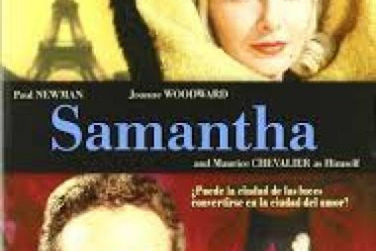 Comedia romántica dirigida por Melville Shavelson y protagonizada por Paul Newman y Joanne Woodward. Foto:The Paramount Vault. Imagen Por: