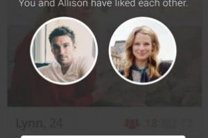 Solo se registran 50 casamientos derivados de encuentros por esta app, según Bussines Insider. Foto:Tinder. Imagen Por: