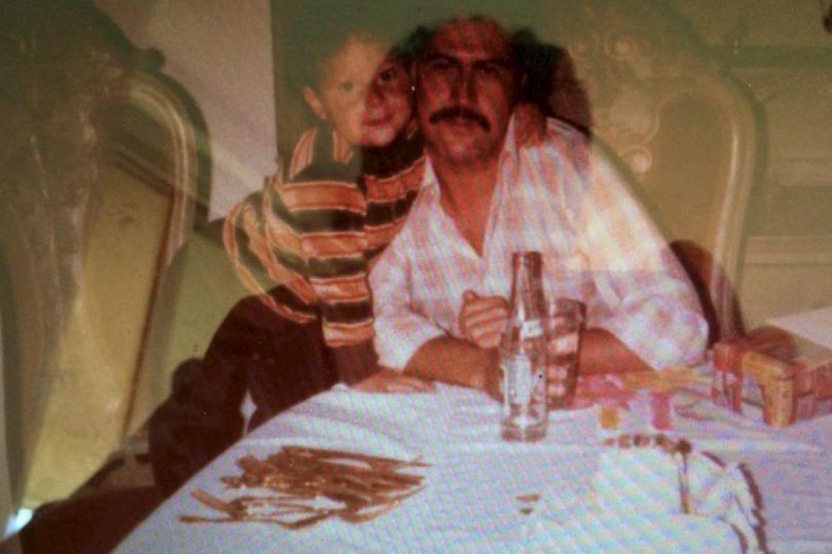 Fue abatido el 1 de diciembre de 1993 Foto:Vía Facebook.com/JuanPabloEscobarHenao. Imagen Por: