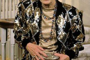 "Ann Morgan Guilbert era la abuela ""Yetta"". Foto:vía TriStar Television. Imagen Por:"