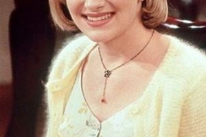 "Nicholle Tom era ""Maggie Sheffield"". Foto:vía TriStar Television. Imagen Por:"