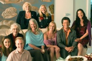 El elenco se reunió en 2004. Foto:vía TriStar Television. Imagen Por: