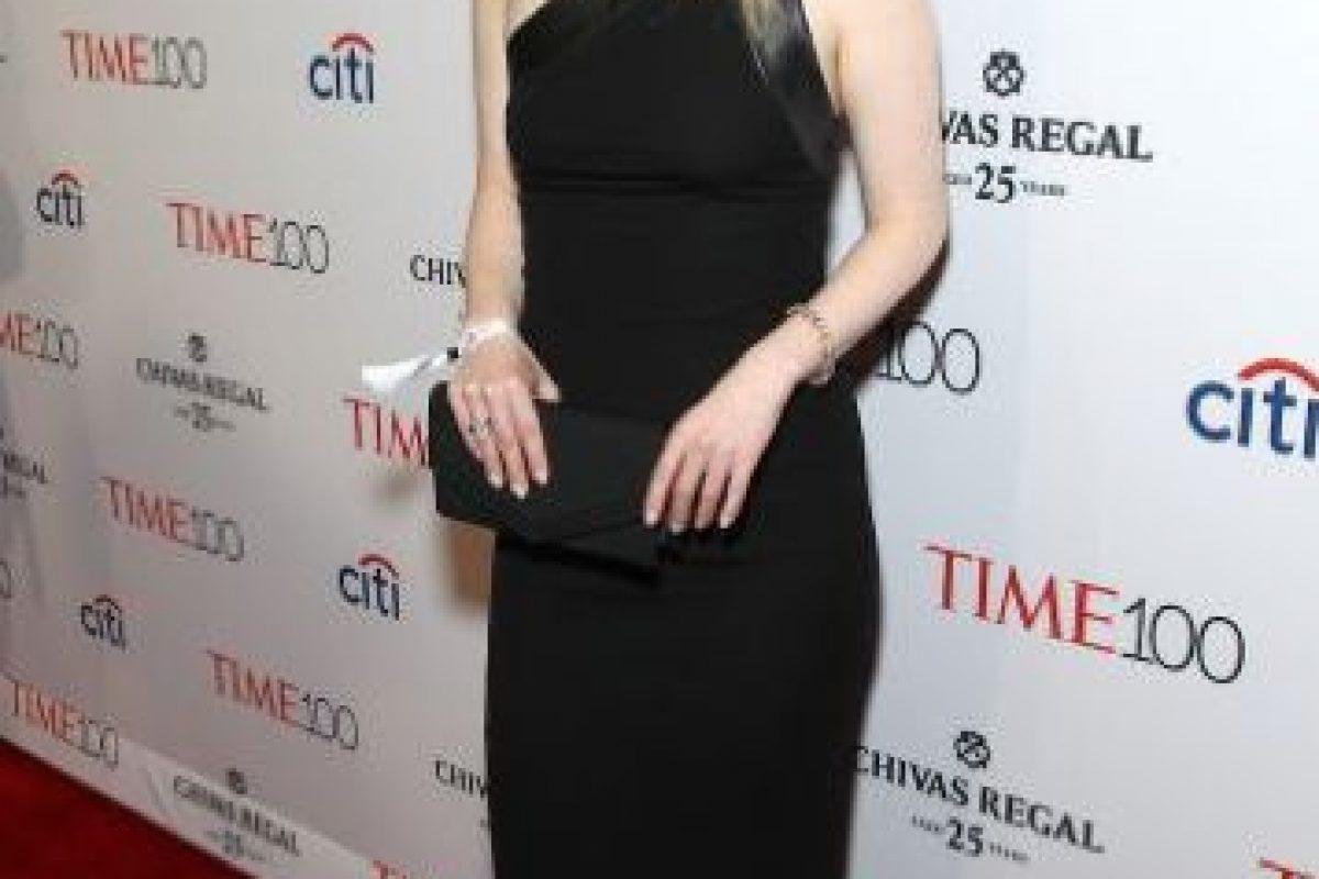 Elizabeth Holmes- La CEO de la compañía Theranos ocupa el puesto 72 y tiene 31 años. Foto:Getty Images. Imagen Por: