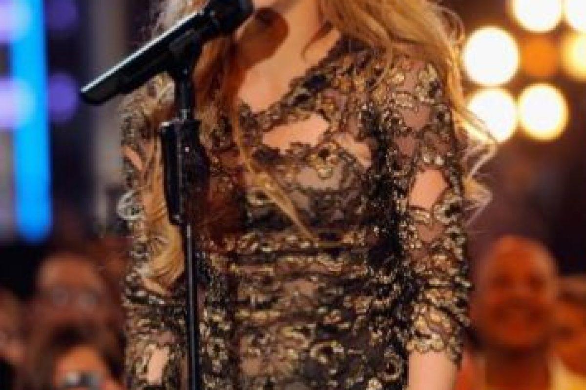La cantante ocupa el puesto 81 y tiene 38 años. Foto:Getty Images. Imagen Por: