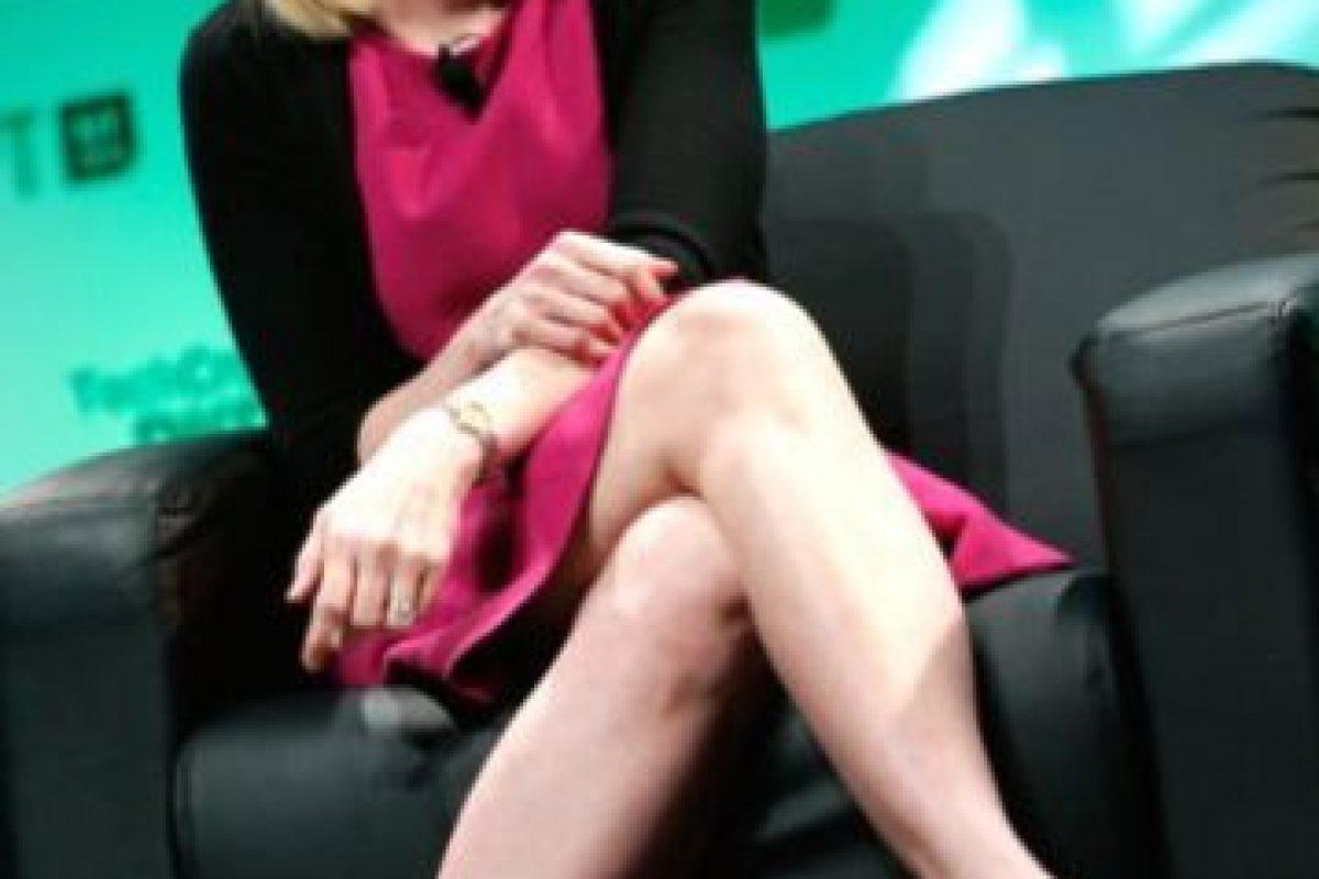La CEO de Yahoo ocupa el puesto 22 de la lista de Forbes y tiene 40 años Foto:Getty Images. Imagen Por: