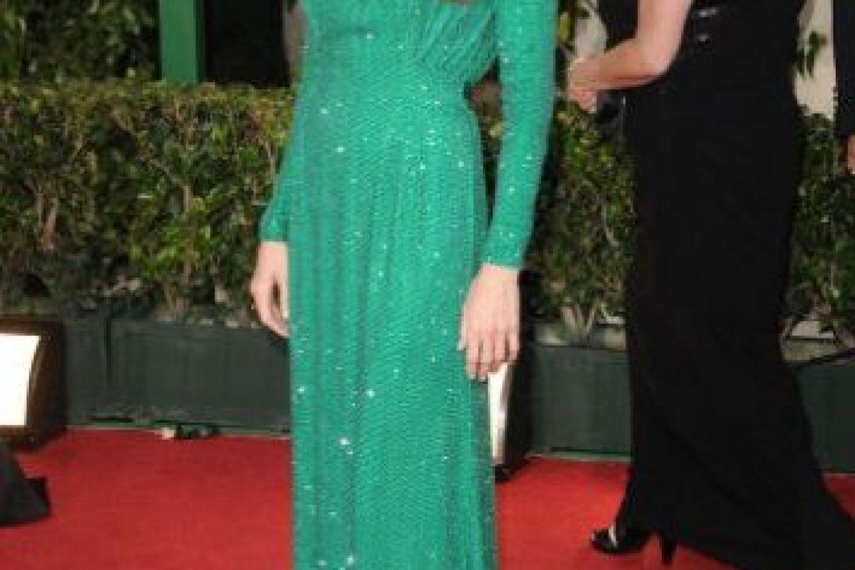 La actriz y filántropa ocupa el puesto 54. Tiene 39 años. Foto:Getty Images. Imagen Por: