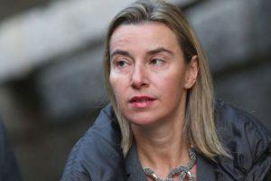 Federica Mogherini- Foto:Getty Images. Imagen Por: