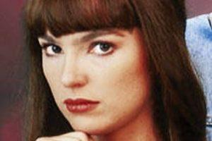 """Gabriela Hassel era """"Vanessa del Moral"""". Foto:vía Televisa. Imagen Por:"""