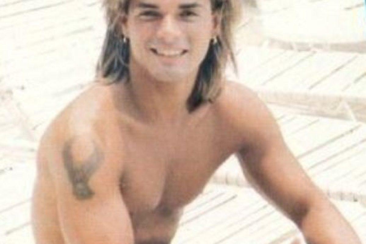 """Sergio Blass ya era conocido. Estuvo en el grupo """"Menudo"""". Foto:vía Televisa. Imagen Por:"""