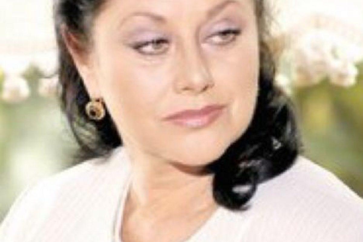 """Luego se haría famosa por producciones como """"Mirada de Mujer"""" y por películas como """"Paseo entre las nubes"""". Foto:vía Twitter. Imagen Por:"""