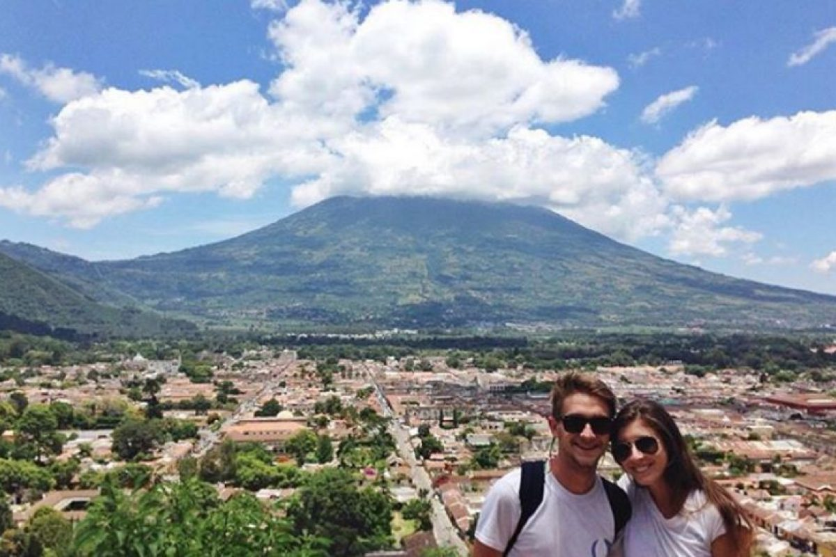 6. Antigua Guatemala Foto: Vía https://instagram.com/explore/tags/antiguaguatemala. Imagen Por: