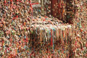 EL gobierno de Washington quiere eliminar los chicles debido a que sus químicos dañan la estructura. Foto:Vía Flickr.com. Imagen Por: