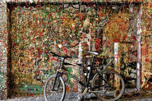 Este mítico y pegajoso rincón atrae mucho turistas y curiosos Foto:Vía Flickr.com. Imagen Por: