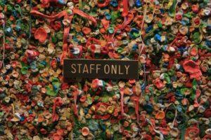 La pared se encuentra en Seattle, Estados Unidos. Foto:Vía Flickr.com. Imagen Por: