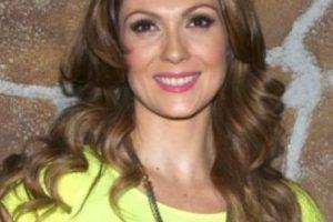 La actriz sigue con telenovelas y cine. Foto:vía Twitter. Imagen Por: