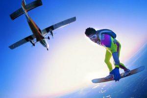 Saltos impactantes Foto:Vía Twitter. Imagen Por: