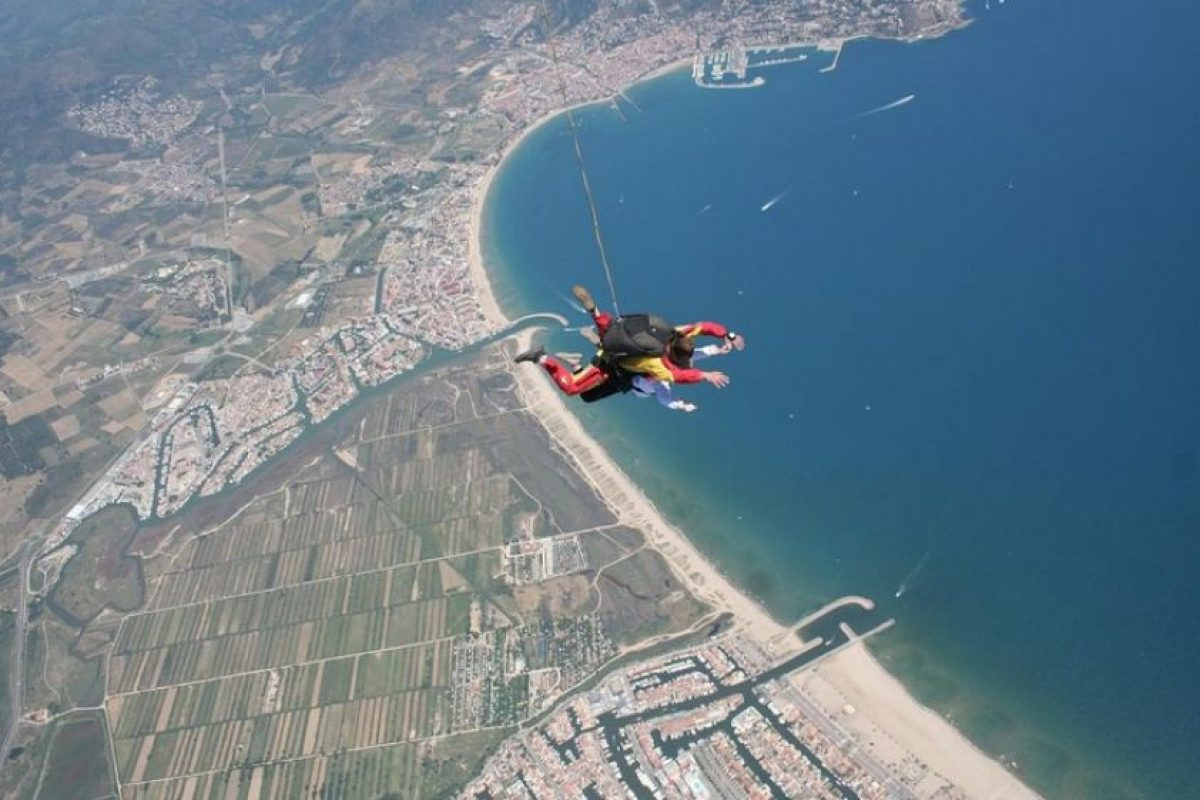 Saltos impactantes Foto:Flickr. Imagen Por: