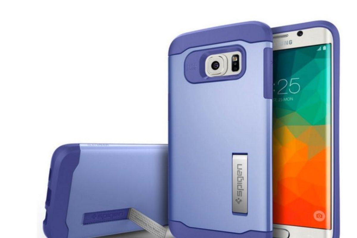 Y carcasas de dos colores. Foto:Vía spigen.com. Imagen Por: