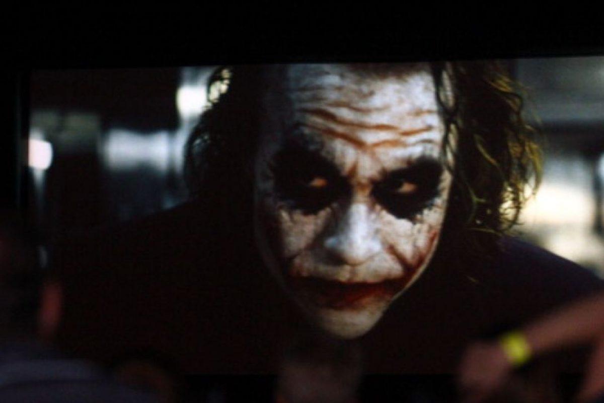 Heath Ledger. Foto:vía Getty Images. Imagen Por: