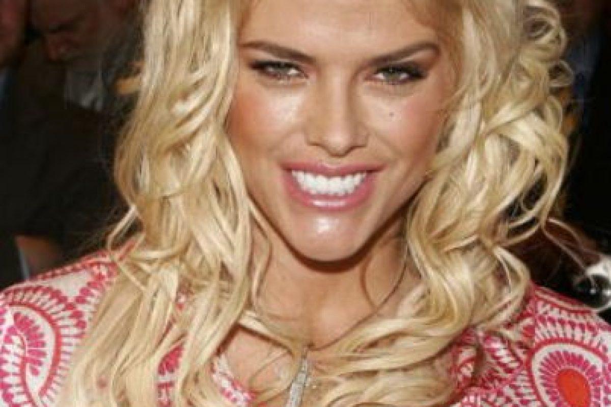 Anna Nicole Smith. Foto:vía Getty Images. Imagen Por: