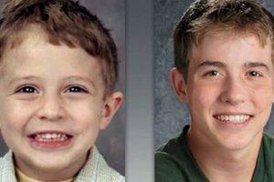 Julián Hernández, fue secuestrado por su padre cuando tenía 5 años. Foto:Vía Twitter. Imagen Por: