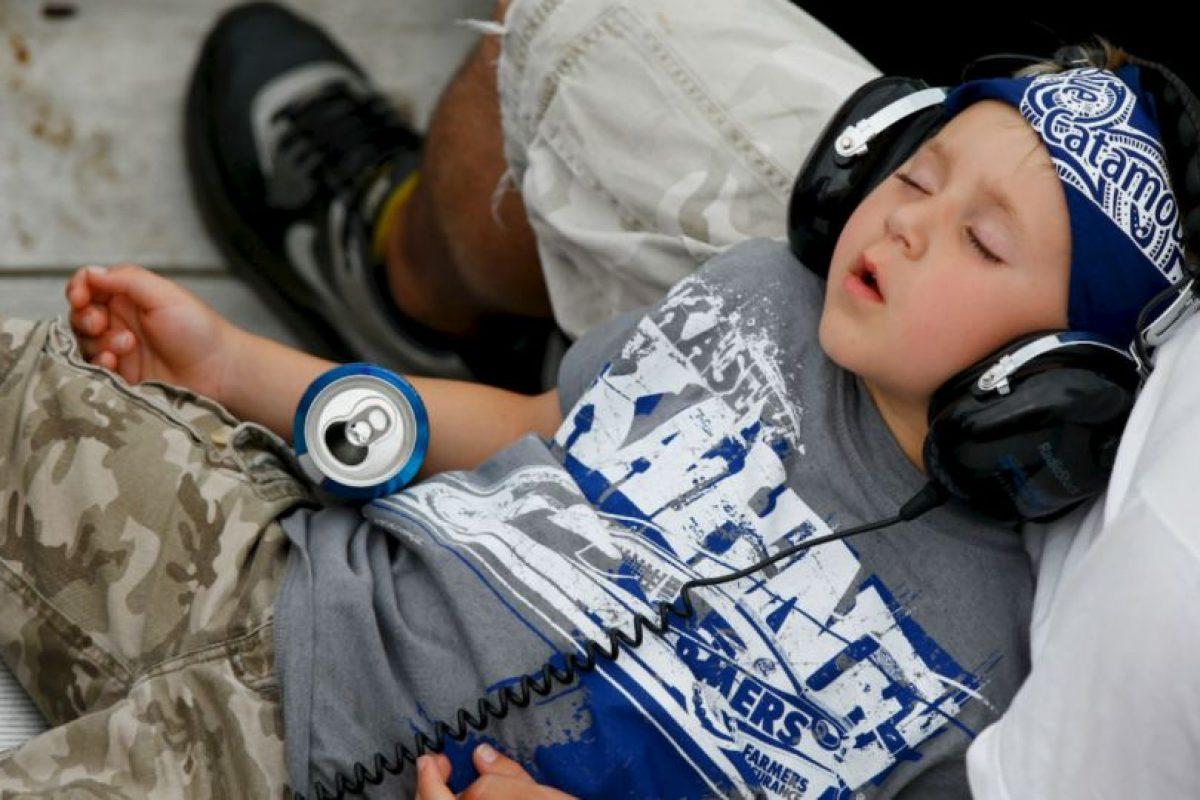 Spotify mostró su playlist de las canciones favoritas para dormir. Foto:Getty Images. Imagen Por: