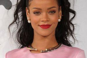 Rihanna – Cantante barbadense. Foto:Getty Images. Imagen Por: