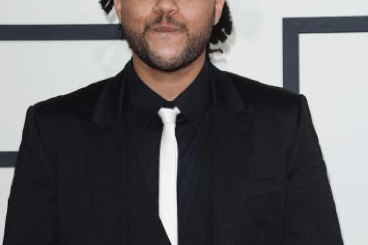 The Weeknd – Músico canadiense. Foto:Getty Images. Imagen Por:
