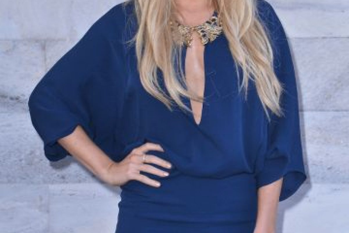 Ellie Goulding – Cantante británica. Foto:Getty Images. Imagen Por: