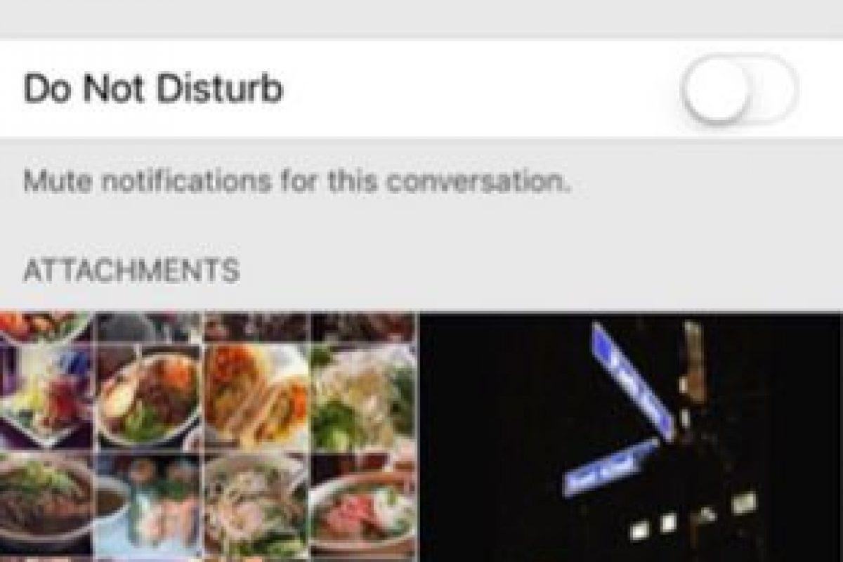 Solo basta una sencilla configuración para realizarlo. Foto:Apple. Imagen Por: