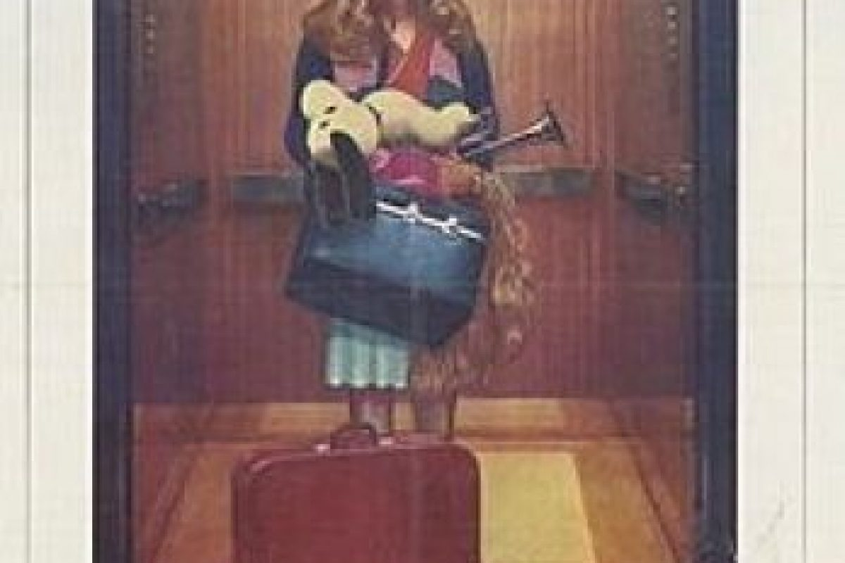 """""""Sheila Levine es cada chica que ha tenido que asistir a la boda de su hermana menor"""", era el eslogan de la cinta. Foto:The Paramount Vault. Imagen Por:"""