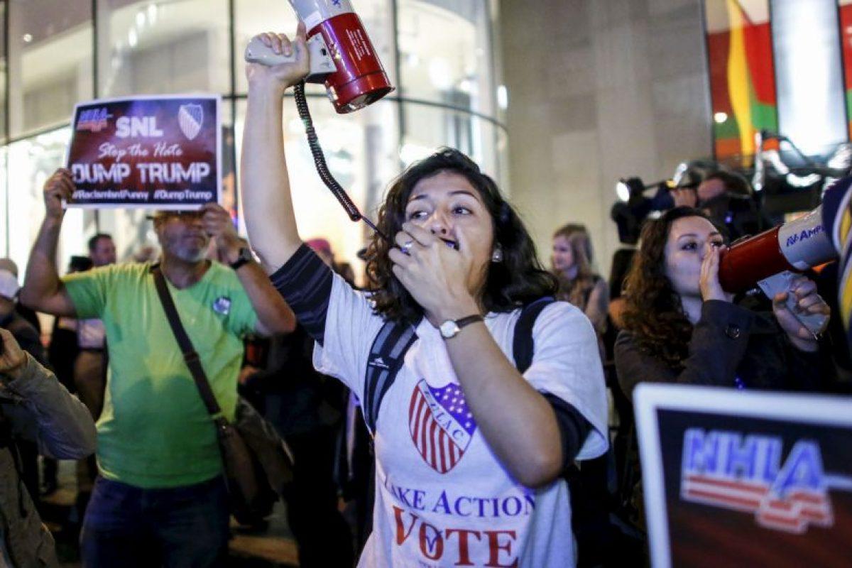 Manifestantes han solicitado que se cancele su participación. Foto:AFP. Imagen Por: