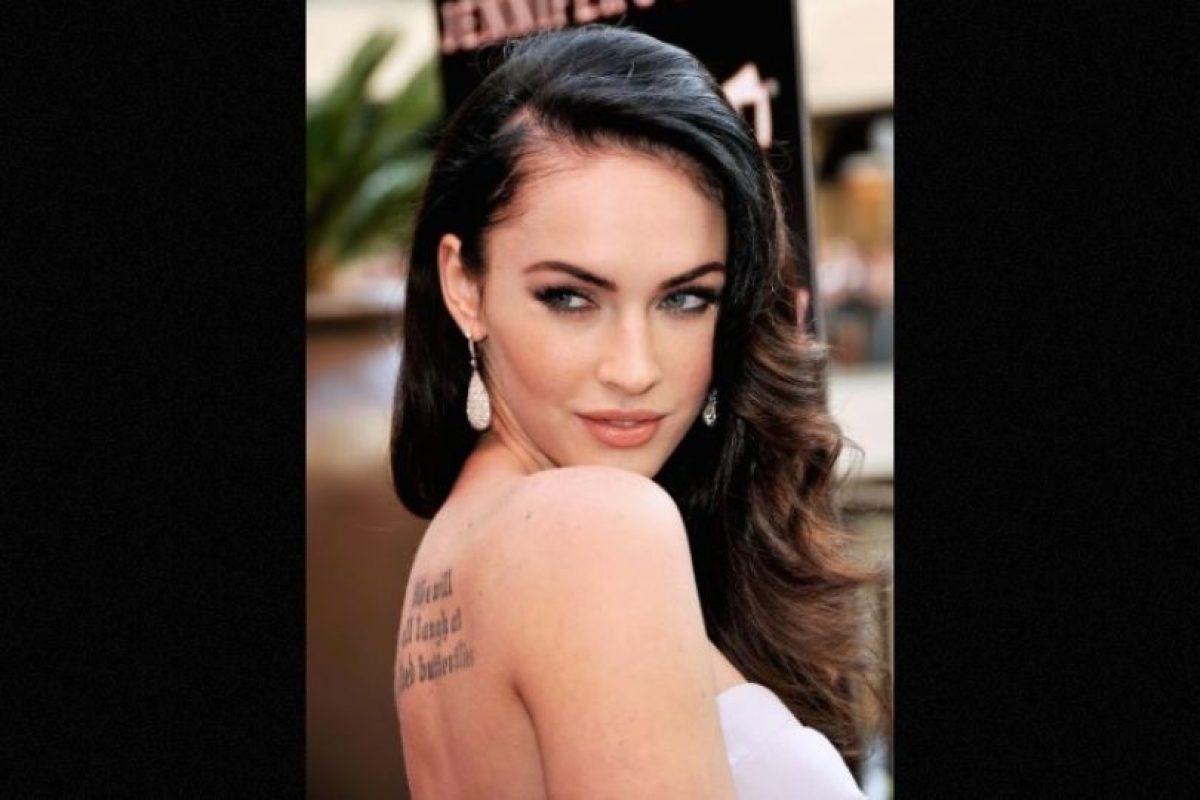 Megan Fox Foto:Getty Images. Imagen Por: