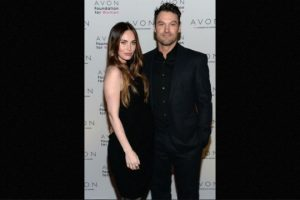 Megan Fox estuvo casada con el actor Brian Austin Green y ambos tienen dos hijos. Foto:Getty Images. Imagen Por: