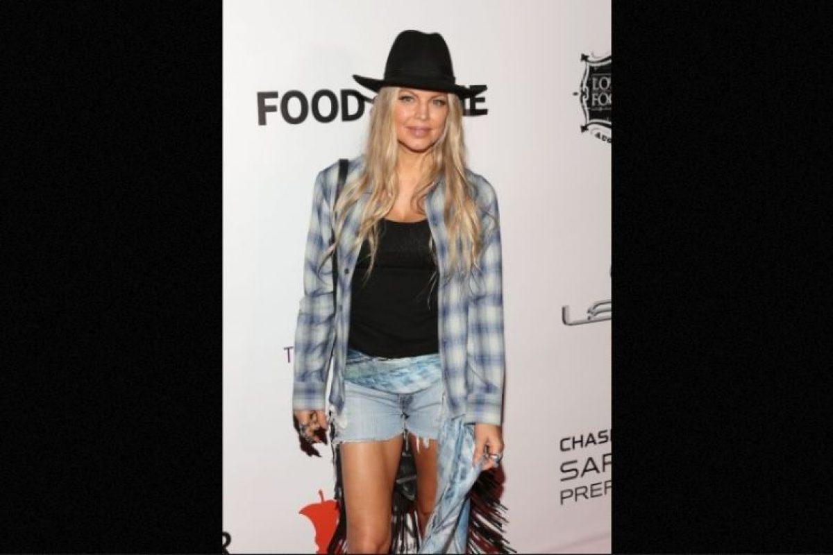Fergie Foto:Getty Images. Imagen Por: