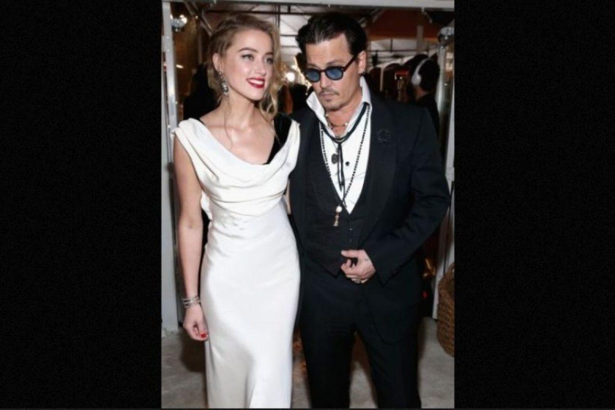 En aquel momento, la ahora esposa de Johnny Depp se refirió a su relación con la fotógrafa Tasya van Ree, con quien salió desde 2008 hasta 2011. Foto:Getty Images. Imagen Por: