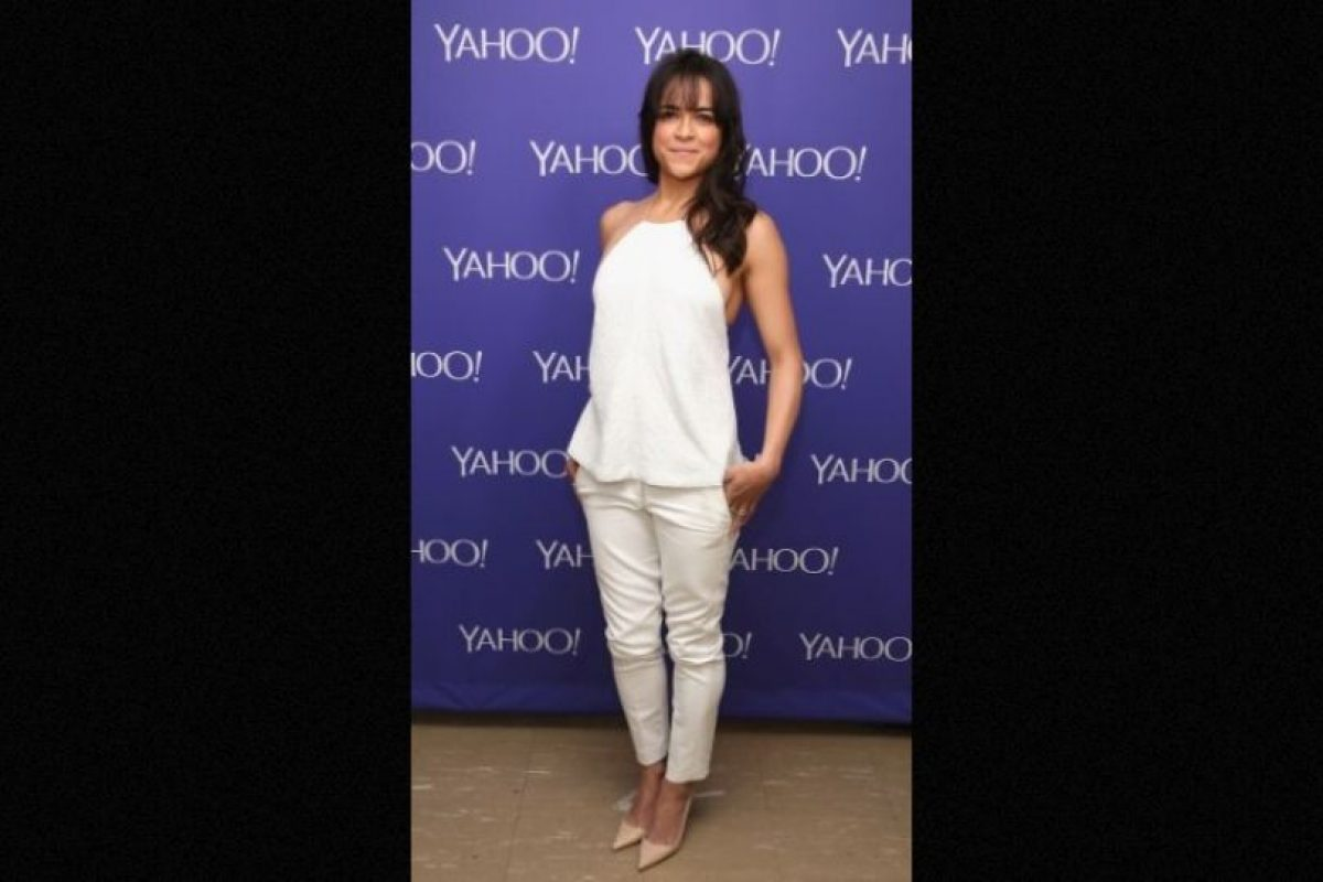 Michelle Rodriguez Foto:Getty Images. Imagen Por:
