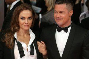 Es madre de seis hijos y en agosto del año pasado se convirtió en la esposa de Brad Pitt. Foto:Getty Images. Imagen Por: