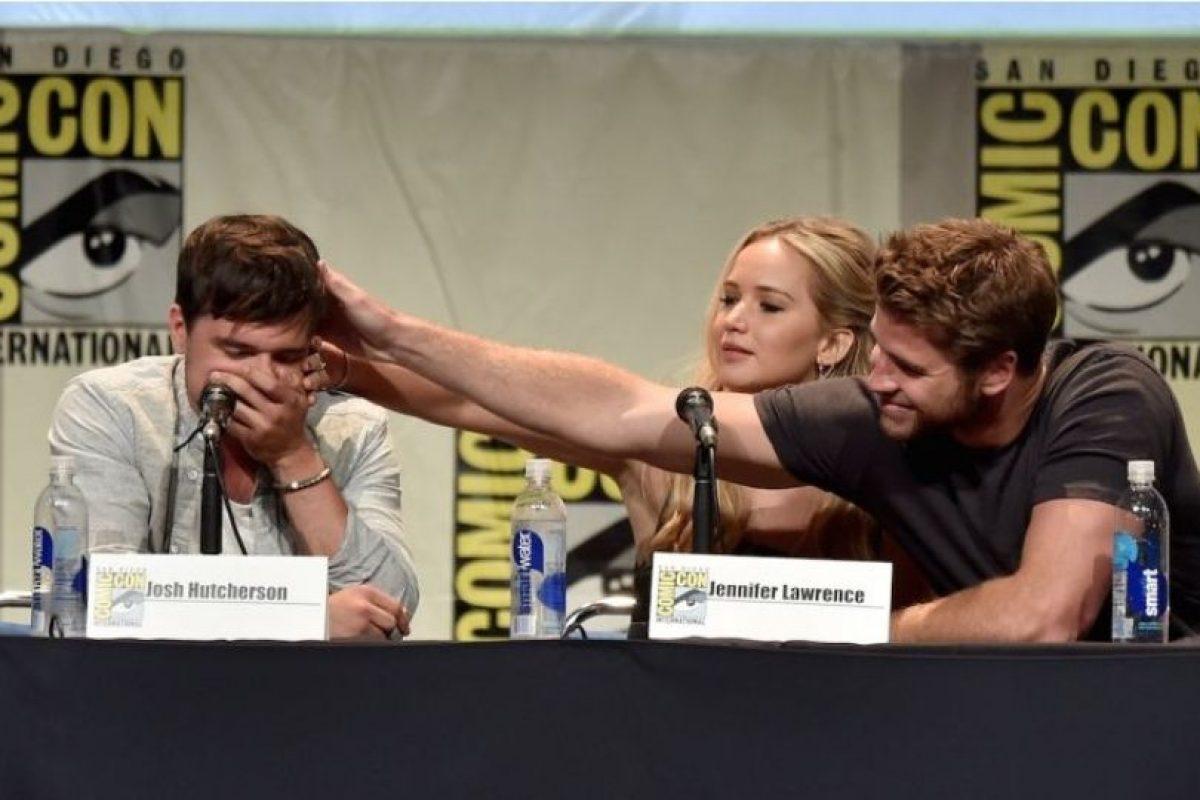 El sabor de sus besos. Foto:Getty Images. Imagen Por: