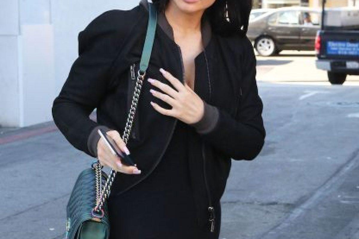 Kylie Jenner Foto:Grosby Group. Imagen Por:
