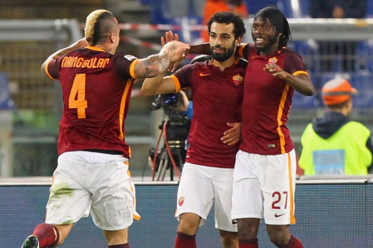 """Si la """"Loba"""" gana y se combinan resultados podría trepar a lo más alto de la Serie A Foto:Getty Images. Imagen Por:"""